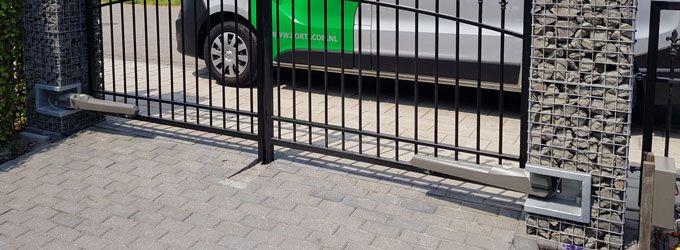 Ongebruikt Wat kost een automatische poortopener? - Portacon HM-34