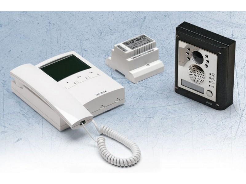 Sets videofoonsystemen