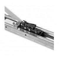 Rail JIM voor deuren tot 2,5 mtr hoog PTC.3, riem 8 mm