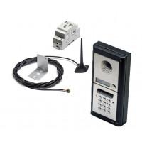 GSM intercomset met codepaneel 4000 opbouw