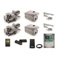 Kit DU.IT14NV ondergrondse opener RVS 230V (11 sec)
