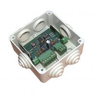 ERONE ontvanger 433 Mhz met wiegand uitgang