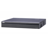 IP recorder 16-kanaals 1U, 4K, POE